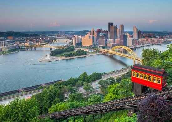 Retirement in Pittsburgh, Pennsylvania
