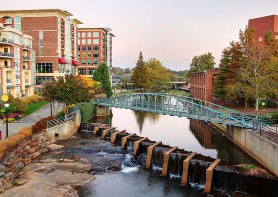 Retirement in Greenville, South Carolina