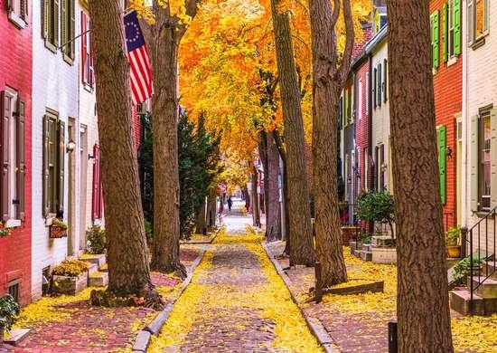 Retirement in Philadelphia, Pennsylvania