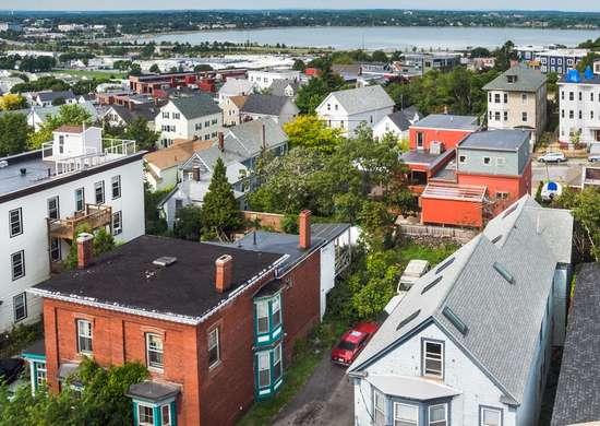 Retirement in Portland, Maine