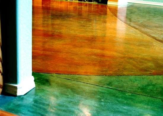 Concrete Stain for Basement Floors