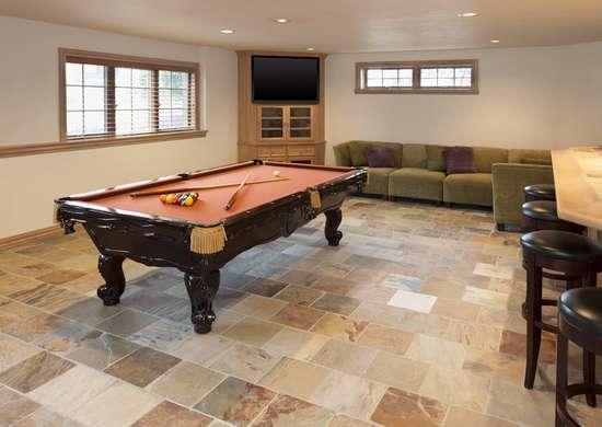 Ceramic Tile Basement Floors
