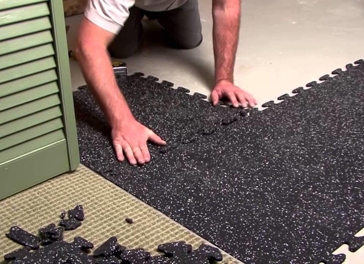 9 Basement Flooring Ideas For Your Home Bob Vila