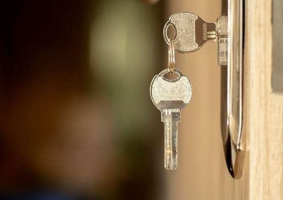 Where to Store Spare Keys