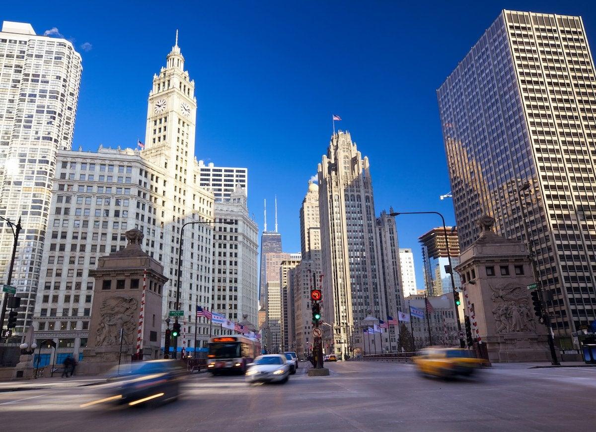 Michigan ave chicago il