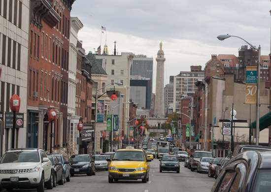 Charles Street Baltimore