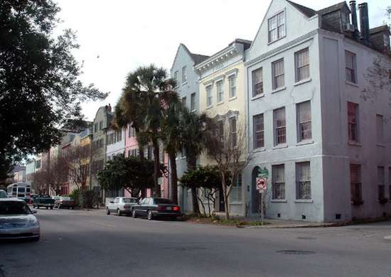 East Bay Street Charleston