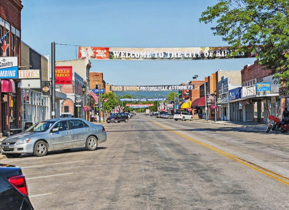 Main street sturgis sd