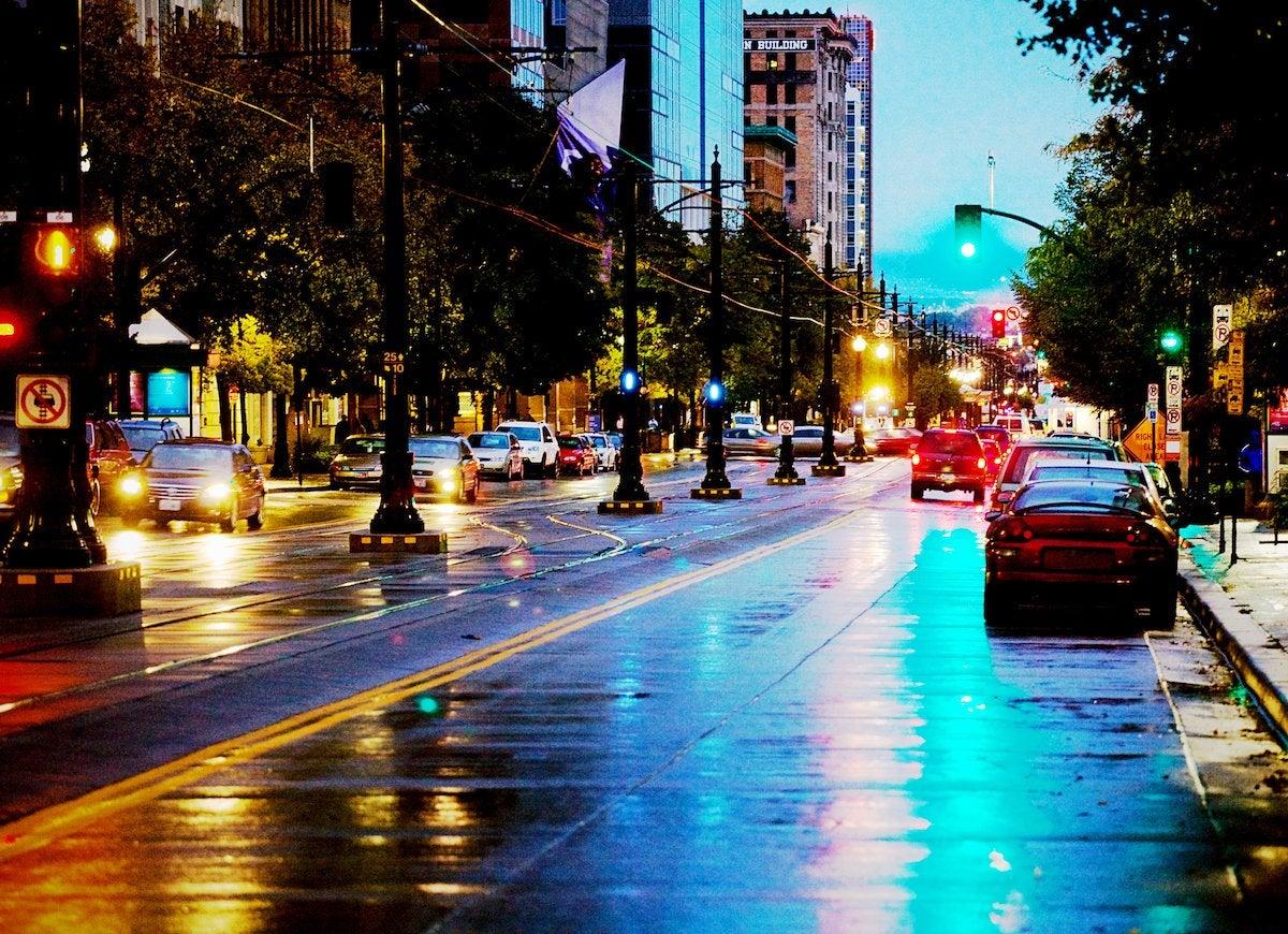 Main street salt lake city
