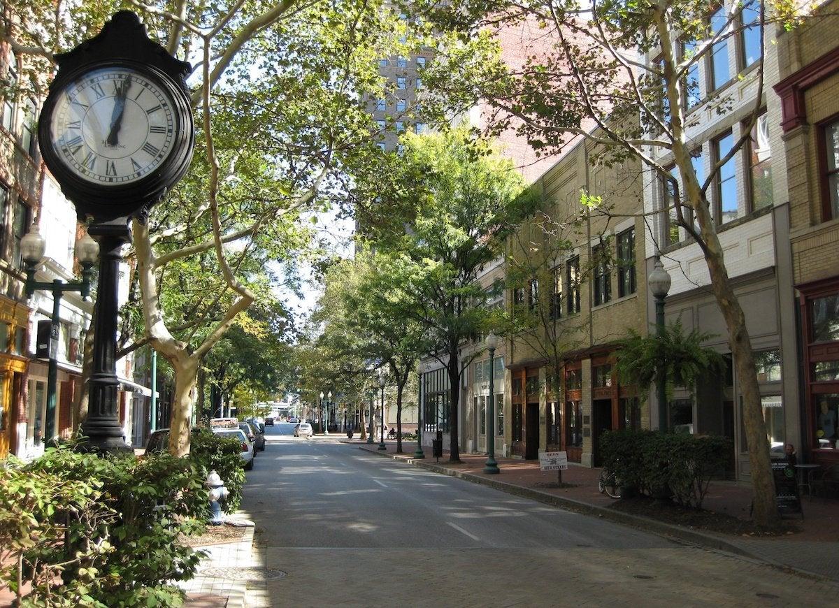 Capitol street charleston