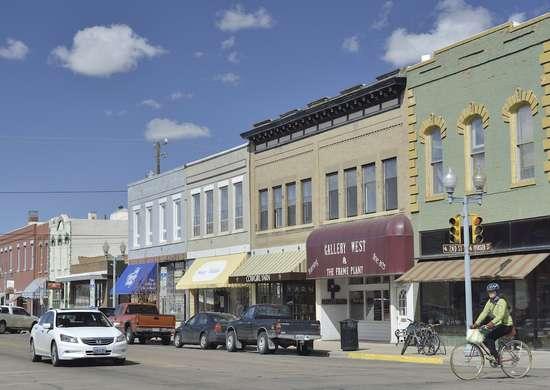 Ivinson Street Laramie