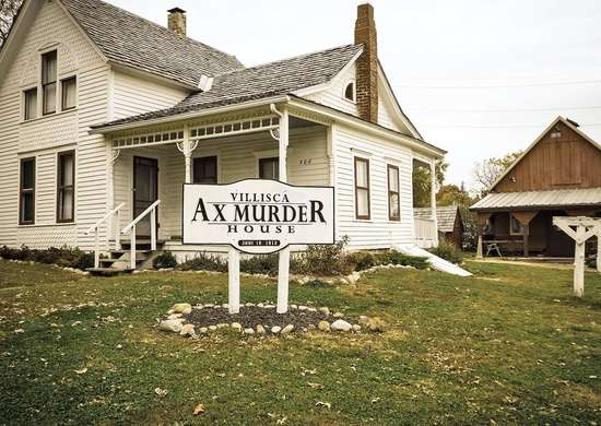 The Villisca Ax Murder House