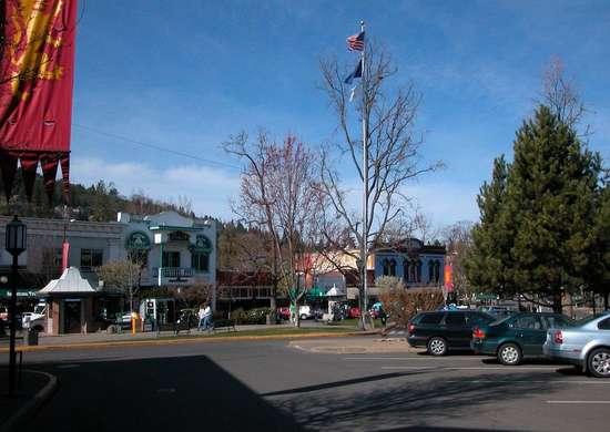 Ashland Oregon
