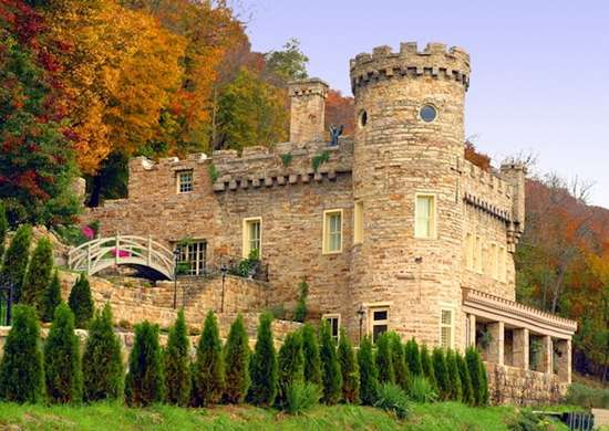 Berkeley Castle, West Virginia