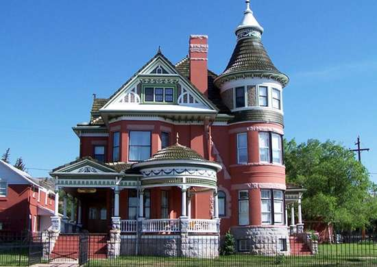 George Ferris Mansion