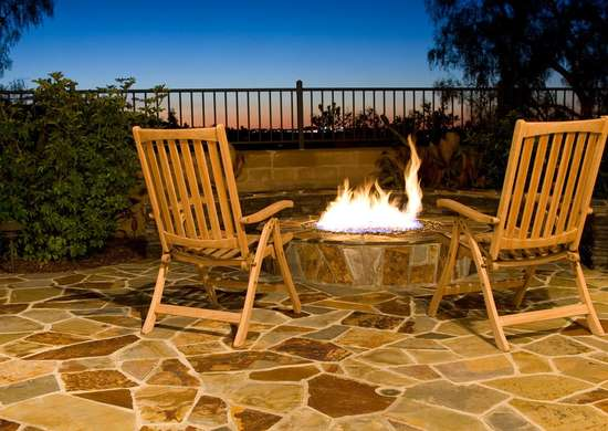 ROI for Outdoor Fire Pit