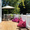 ROI for Wooden Deck