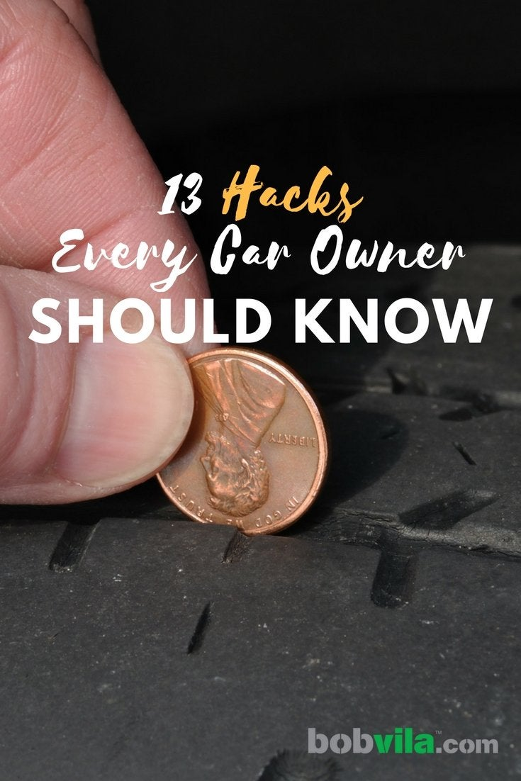 13 hacks every car owner should know