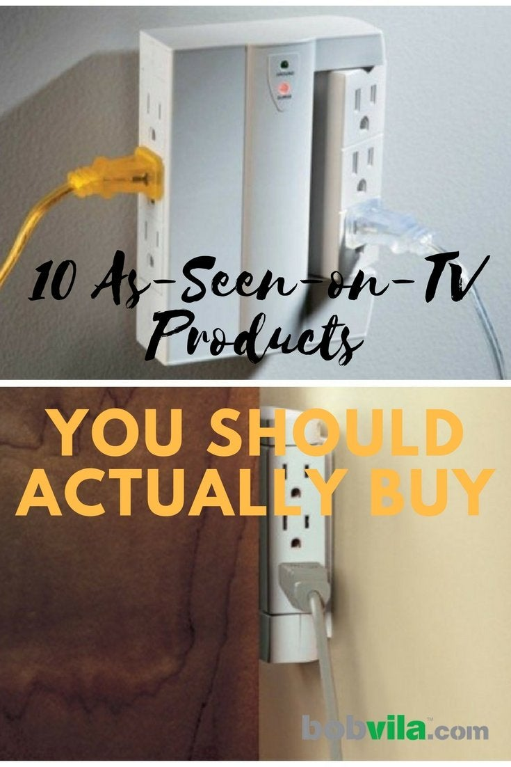 10 as seen on tv products you should actually buy