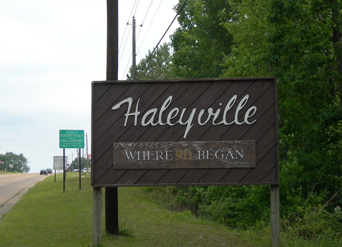 Haleyville alabama