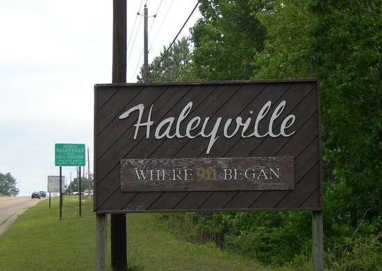 Haleyville Alabama