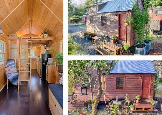 Handmade Tiny Home
