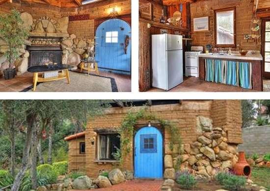 Handmade Hobbit Home