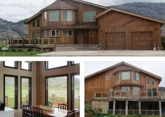 Handmade Wooden Home