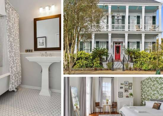 Historic Home in New Orleans, Louisiana