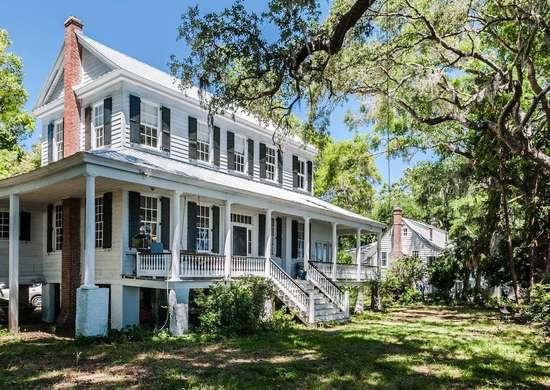 Historic Mansion in South Carolina