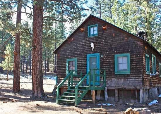 Historic Gold Rush Cabin
