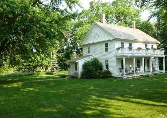Historic Farmstead in Minnesota