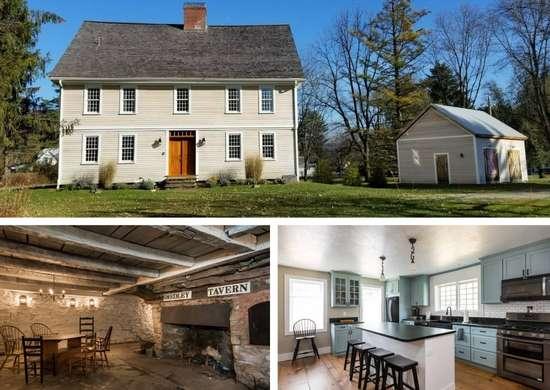 Historic Tavern for Rent