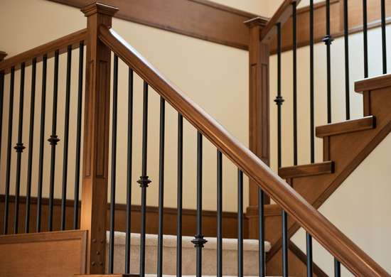 Building Code for Handrails