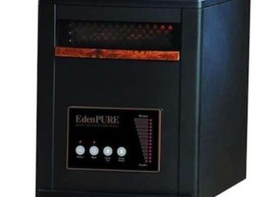 Edenpure-quartzinfraredheater