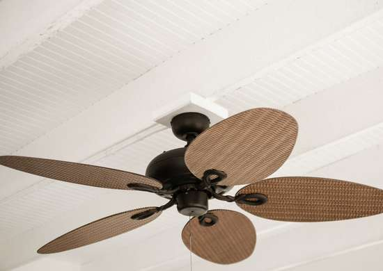 Clean ceiling fans fast.