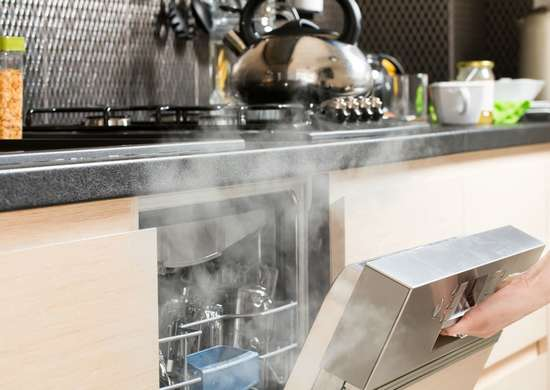 Discover new dishwasher duties.