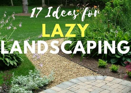 Low Maintenance Landscaping 17 Great Ideas Bob Vila