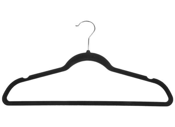 AmazonBasics Velvet Hangers