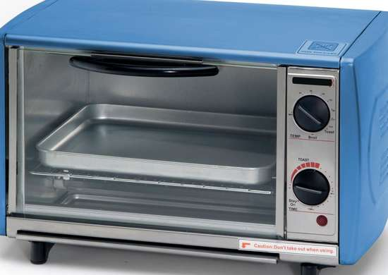 Warm Plates in the Toaster Oven