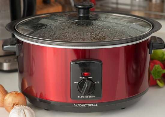 How to Clean Hardware in the Crock-Pot