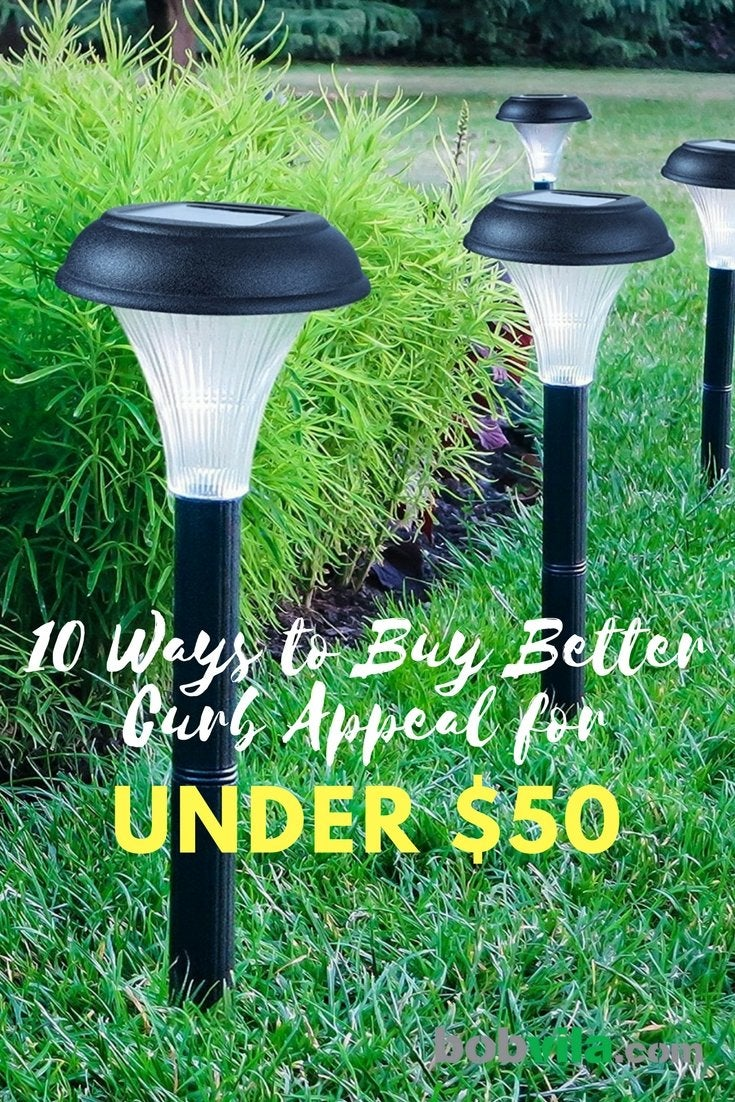 Buy better curb appeal