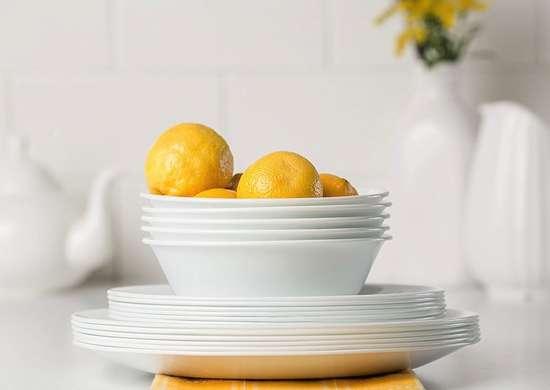 Corelle Livingware 18-Piece Dinnerware Set
