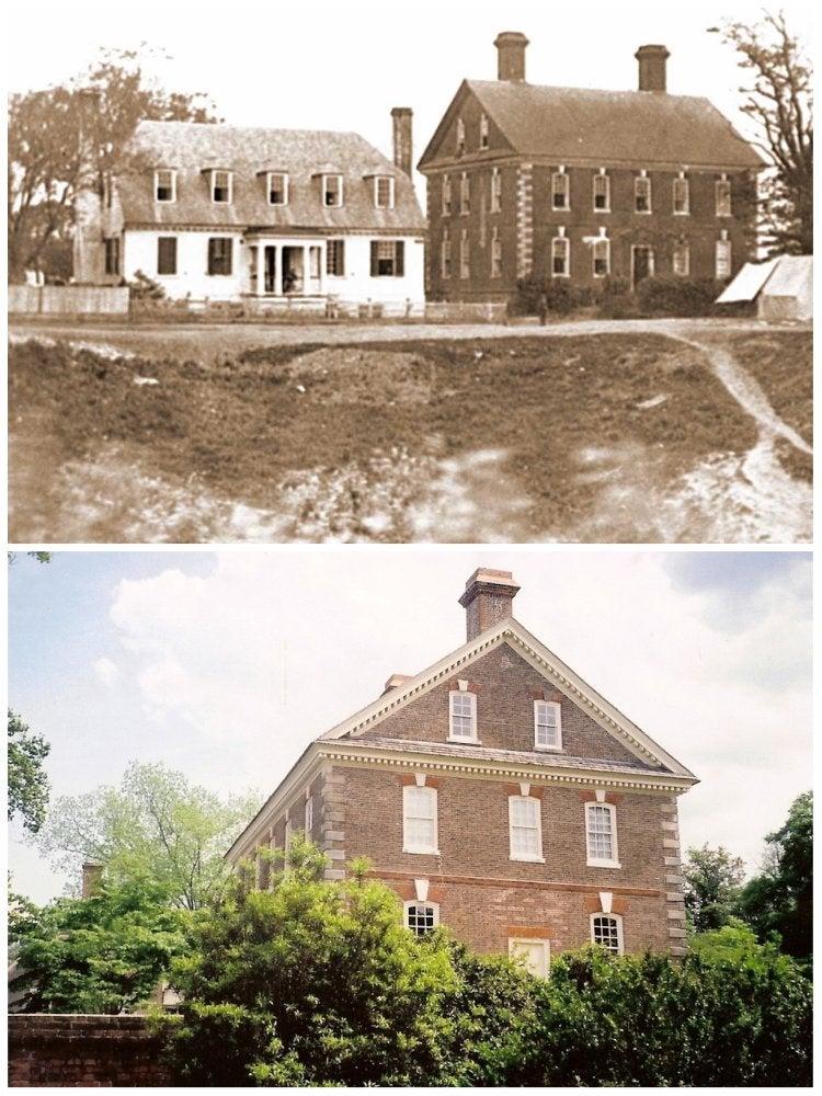 Thomas nelson house