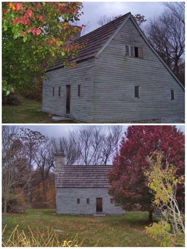 Clemence-Irons House (Johnston, Rhode Island)
