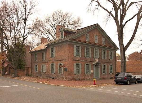 Amstel House (New Castle, Delaware)