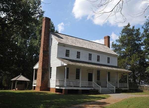 House in the Horseshoe (Carthage, North Carolina)