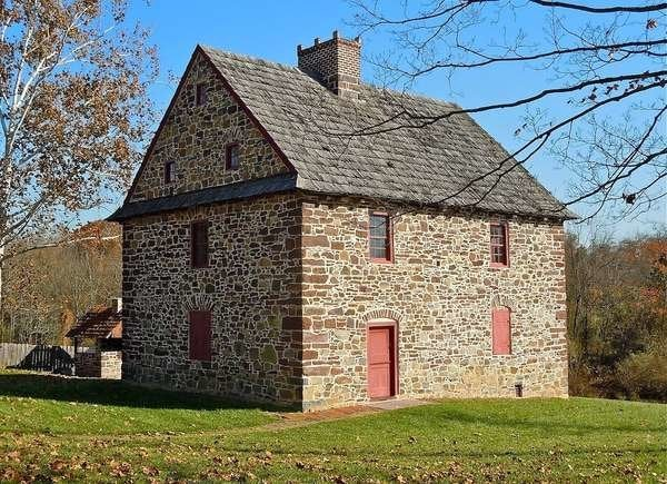 Henry Antes House (Upper Frederick Township Montgomery County, Pennsylvania)