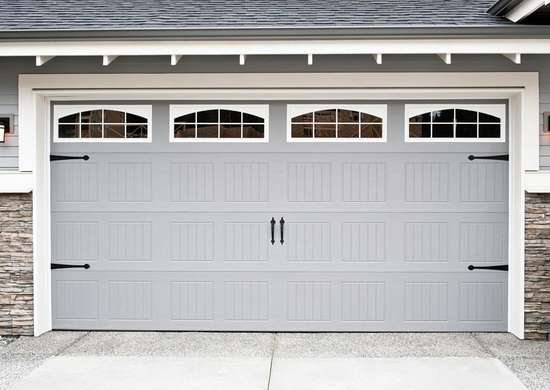 Garage Door and Curb Appeal