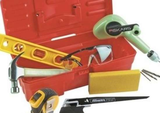 Young Builder's Tool Set